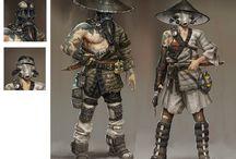 postapo Samurai