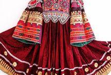 afghaanse jurk