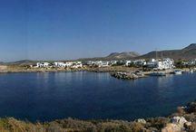 Beaches of Kithira Island, Greece