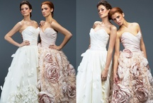 Wedding Gowns / by Holly Heider Chapple Flowers Ltd.