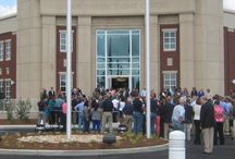 Warner Robins Law Enforcement Center Opening / Opening Ceremony