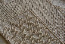 Coperte in maglia