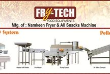 Snack Making Machine