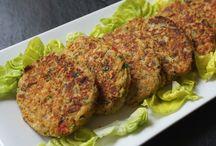 hamburguesas de verduras