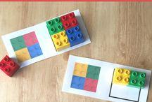 Kostky LEGO