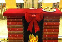 1 Library Christmas