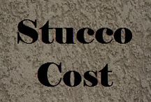 Stucco Cost / As an industry standard, the cost of stucco on typical jobs vary from $7.50 - $10.00 per square foot. There are many factors that are accounted for in the cost of stucco. These factors may be advanced products, systems, or accessories.  #StuccoCost #Stucco #Masonry #GuzzoStucco #Cost #Money #Howmuchdoesstuccocost