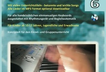 Der richtige Weg zum Keyboardspielen / For children from 9 years, adolescents and adults