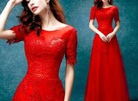 qipao evening dress