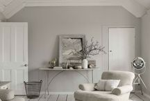 White All White décor --> 2016