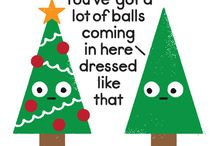 Holiday Funnies / Hilarious holiday photos and jokes! / by Mr. Micknit
