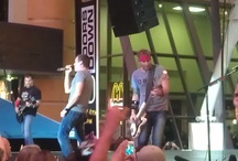 3 Doors Down / 3 Doors Down rocking 4th of July on Fremont Street in Las Vegas / by Wolf 'Hugh' O'Rourc