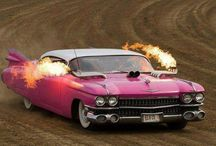 cool cars / by Mike Corson