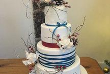 Christmas Cakes / Christmas Cakes, Cakes