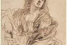 desenhos barroco