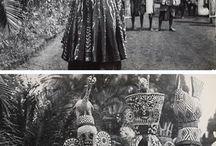 costume ethnique