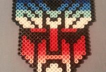 Hama Beads projects