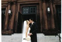 """My Dream Wedding  / In honor of the Society of American Florists #CleverFlowers """"My Dream Wedding"""" Pinterest contest, I am taking a trip down memory lane to my own flower-filled wedding!"""
