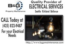 Electrical and Maintenance Solutions Kirkland