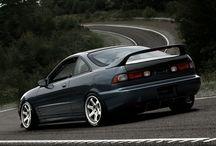 Legendary / Past Acura Vehicles