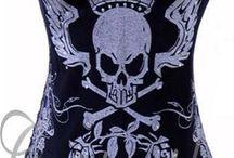 corset metalero