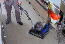 Ideal Industries for Cleaning with Duplex / Ideal industries and areas for cleaning with dry steam using Duplex cleaning equipment