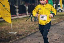 Karnawałowy  Trail Półmaraton Łeba / biegi przełajowe #Zdrowotel #KarnawałowyPółmaraton #Łeba #Leba #MiatoŻywiołów