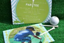 Golf Party Inspiration