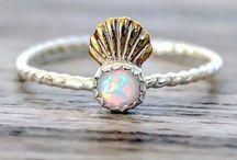 Mermaid Rings