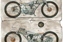 Just Bikes / Anything motorbike related.