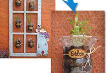 Meu jardim e inspirações ♡ / by Deborah Domingues