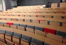 mobilier amphitheatre et salle de cours
