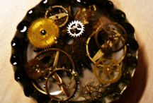 Steampunk / A little of everything / by Judy Smith
