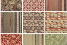 Quilt-Gate HR5820 / Quilt-Gate: Hyakka Ryoran Fabrics Collection