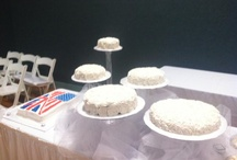Cakes/Desserts / by Claire Varner