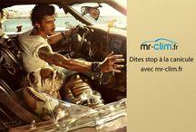 Stop à la canicule avec mr-clim.fr / Première enseigne de climatisation de véhicules à domicile et sur site. http://www.mr-clim.fr/