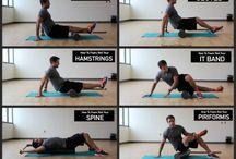 Foam Roller 10-Best loosening exercises