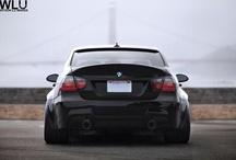 BMW E90 / by Sataporn Vilairat
