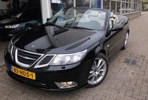 Saab 9-3 Convertible / My Saab 9-3 Vector Convertible