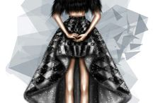 Fashion Designing / This board is about the  innovative design ideas and design works <3