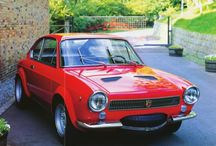 Abarth OT 2000 Coupe America / I'm building a replica