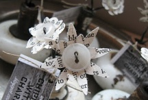 Lots of PAPER PRETTIES...