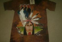 Products I Love / Native American T Shirt