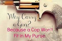 Girls 'n Guns / If you are a woman who enjoys guns, then these inspirational quotes are for you!