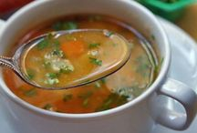 Levesek - Супы - Soups