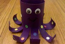 roztomilá chobotnička