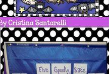 Kindergarten-Bat Week