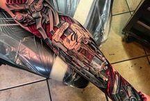 Tatuaze biomechanika