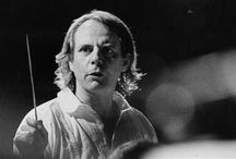 Stockhausen / Karlheinz Stockhausen (1928 - 2007) was a German composer, widely acknowledged by critics as one of the most important but also controversial composers of the 20th and early 21st centuries. (Wikipedia)