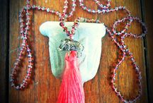 Wholesale Tassel Necklace - Bali.